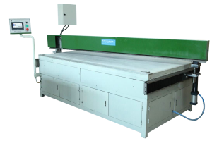 Automatic small corner angle cutting machine