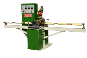 Horizontal winding machine
