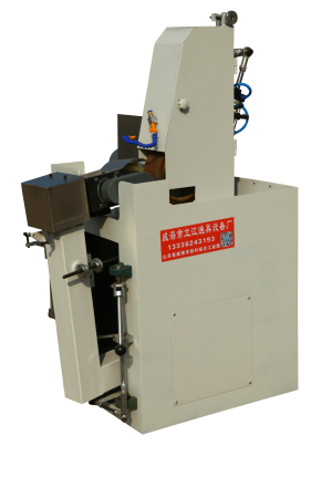 Vertical semi-automatic grinding machine
