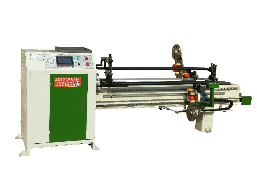 Carbon tube double shaft horizontal winding machine.Jpg