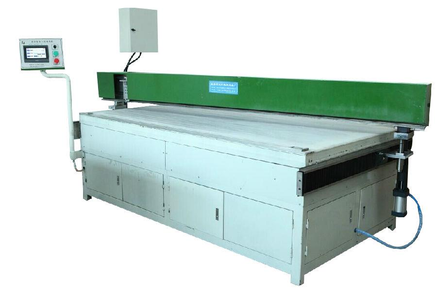 Automatic small sheet angle cutting machine.Jpg